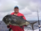 Henric med Giant Trevally