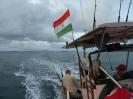 Fiske i Indien.
