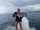 GT-kungen Tord fiskade med hemgjord popper.