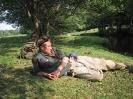 Robban väntar på vak