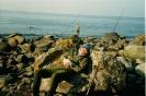 Kent L tar sig en tupplur på Bornholm